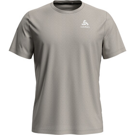 Odlo BL Millennium Linencoo Crew Neck T-shirt Heren, silver cloud melange